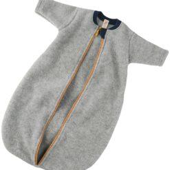 Baby Schlafsack langarm mit Reissverschluss