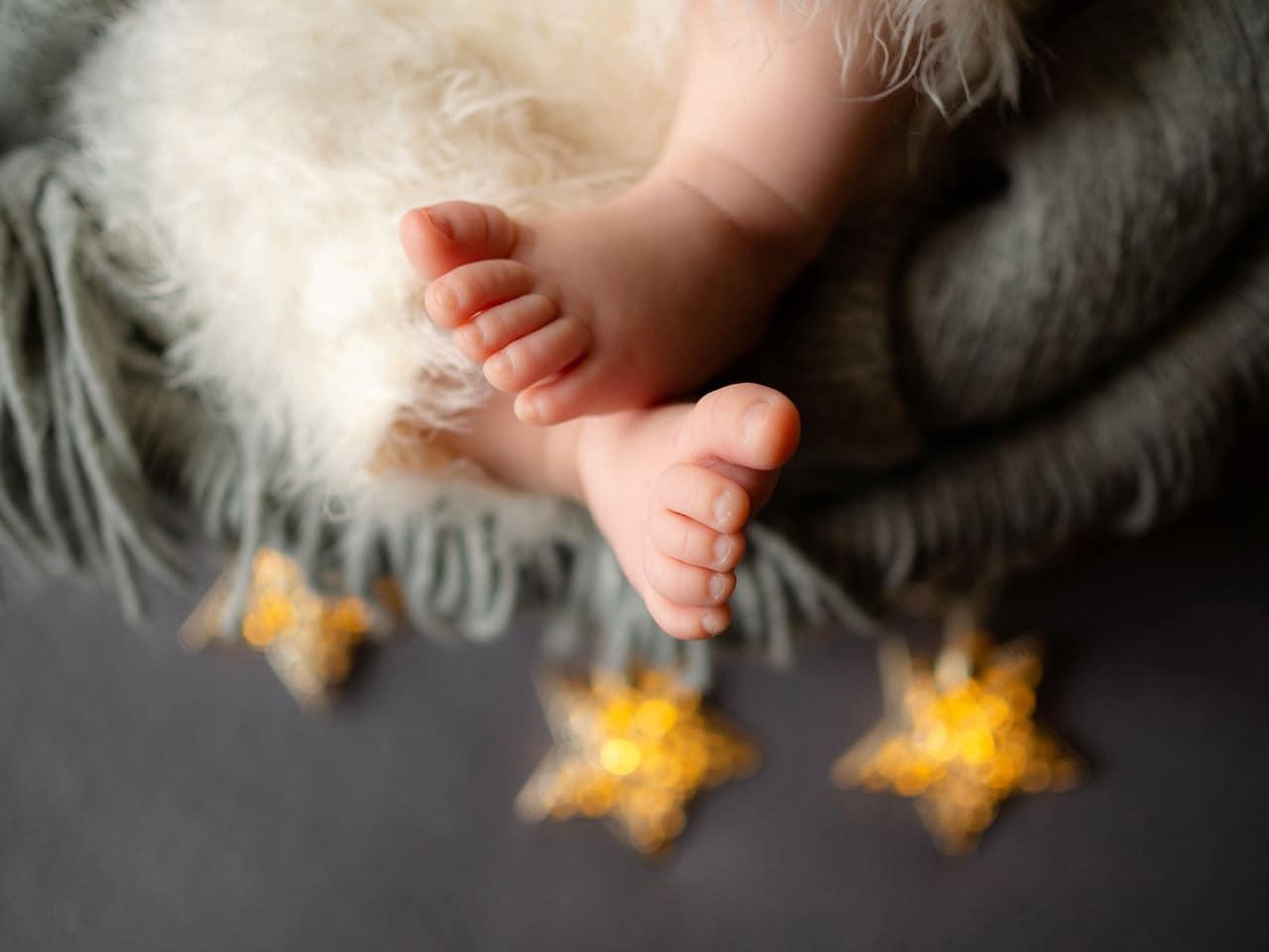 Kids Child Newborn New Year S Eve  - Иринито / Pixabay