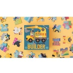 I want to be... builder puzzle