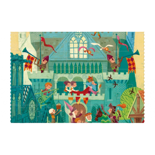 go to medieval times puzzle 2