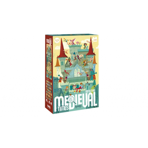 go to medieval times puzzle 5