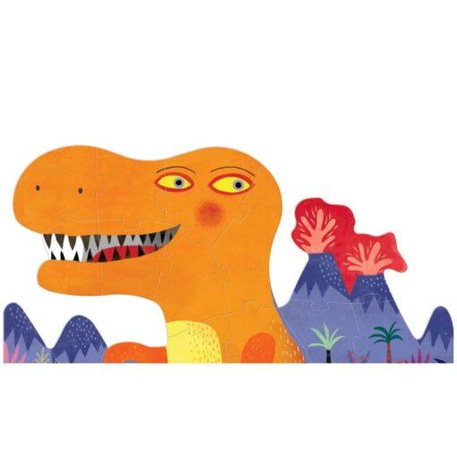 my t rex puzzle 6
